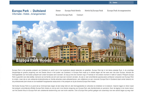 Europa Park Hotels