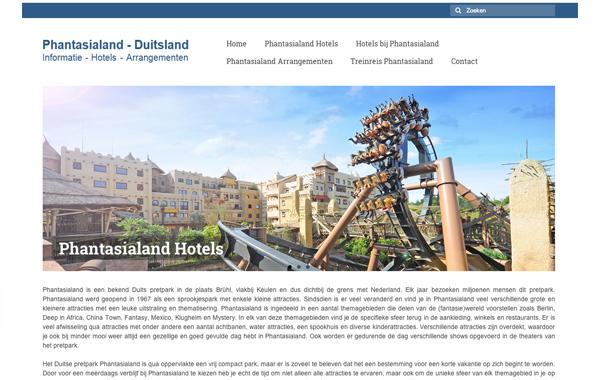 Phantasialand Hotels